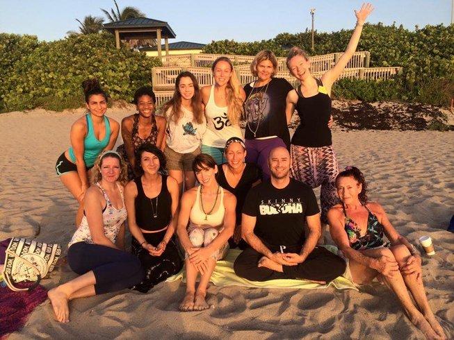 4-Daagse Verfrissende Zen Den Yoga Retraite in Florida