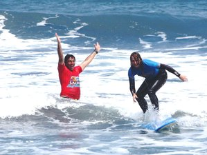 6 Days Surf Camp in Madeira Island, Portugal