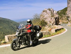 9 Day The Ultimate Peloponnese Guided Motorcycle Tour in Greece