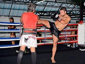 28 Days Muay Thai or Boxing School in Pattaya, Thailand