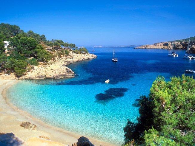 8-Daagse Flow, Alignment en Yin Yoga Retraite in Ibiza, Spanje