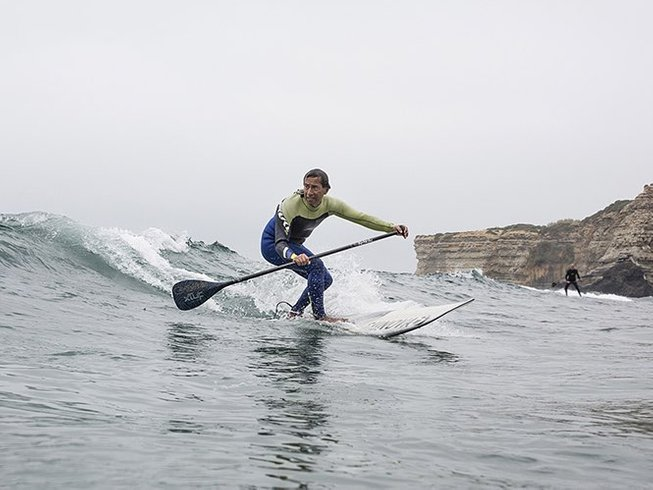 6 Days SUP Surfing Camp in Ericeira, Mafra, Portugal