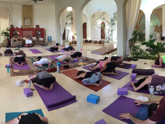 6-Daagse Thanskgiving Yoga Retraite en Surf in Nayarit, Mexico