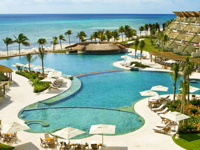4 Days Grand Velas Riviera Maya Art of Cooking, Mexico