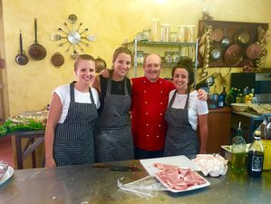 8 Days Tuscan Cooking Holiday in Italy