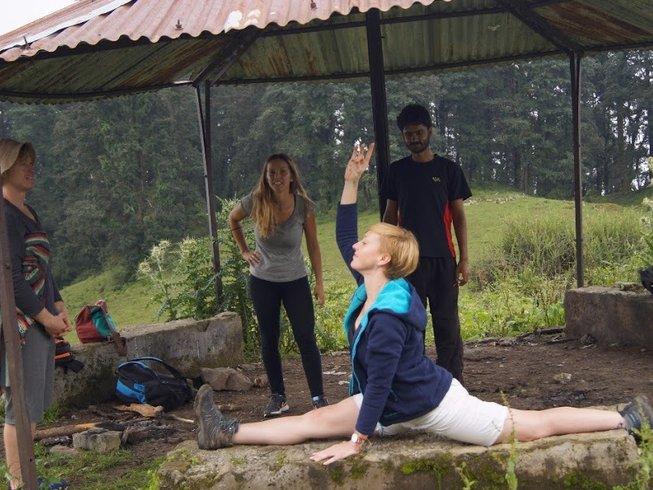 7-Daagse Himalaya Yoga Retraite