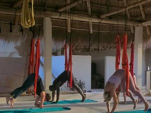 6 Day Intensive Yoga Sling Teacher Training Retreat in Picturesque Isla Mujeres, Quintana Roo