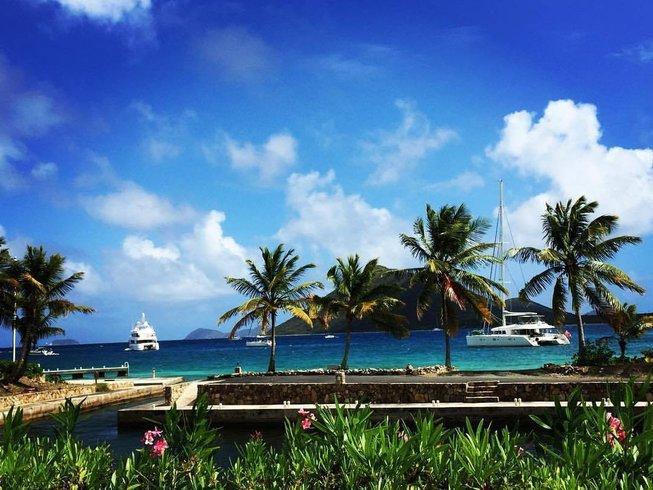8 Tage Meditation und Yoga Segelurlaub auf den Britischen Jungferninseln