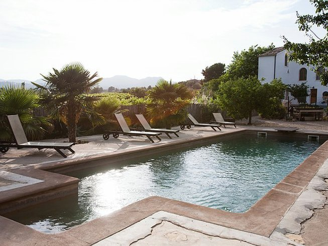 8 Days Detox and Yoga Retreats in Spain