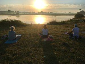 3-Daags Yoga en Meditatieweekend, Stromen bij de IJssel, Gelderland