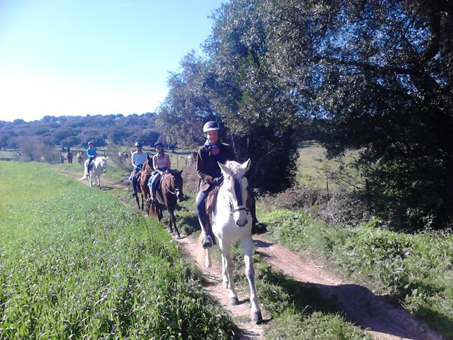 7 Days Yoga & Horse Riding Holiday in Andalusia, Spain