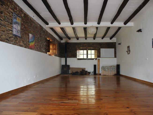 3 días retiro de yoga del silencio o Mouna yoga en Andalucía, España