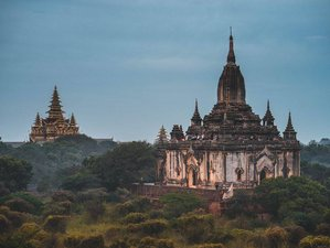 10 Days Guided Sightseeing Tour of Myanmar
