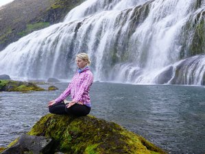 5 Days Hiking, Meditation, and Yoga Retreat in Borgarfjordur, Iceland