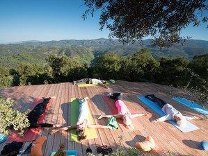 Yin Yoga - Fluss & Stille Retreat in Messenien, Griechenland