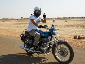 14 Day Royal Rajasthan Guided Motorcycle Tour in India