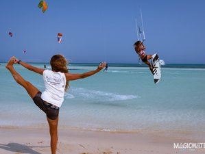 8 Days Magicwaters Kitesurf Camp und Yoga Retreat in Safaga, Egypt