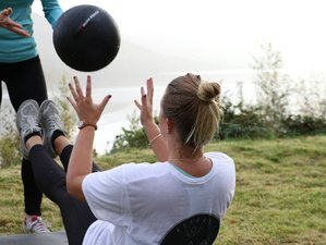 3 Day Weekend Outdoor Fitness Retreat in the Trossachs National Park, Stirling, Scotland