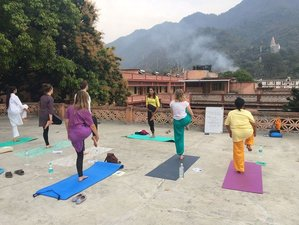 27-Daagse 300-urige Yoga Docententraining in India