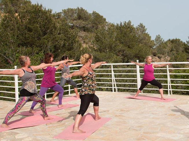 8 Days Tranquility Yoga Retreat in France