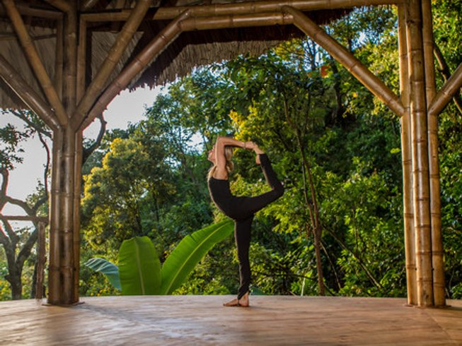 8 Days The Alchemy of Living - Ayurveda, Peace of Mind, Meditation, Yoga Retreat Guatemala