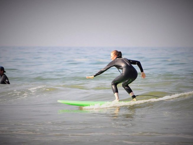 8 Days Surf Adventure and Yoga Retreat in Morocco