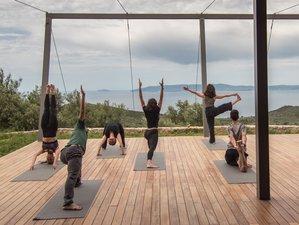 7 Day Asana-Zen Retreat: From Yoga Asana Practice to Zen Meditation in Mani, Peloponnese