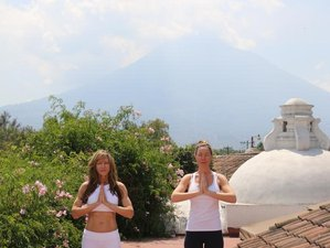 4 Day Luxury Weekend Mayan Mysticism Yoga Retreat in Antigua Guatemala