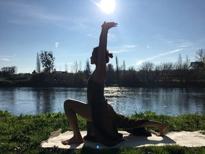 7 Days Divine Women Spring Yoga Retreat in France
