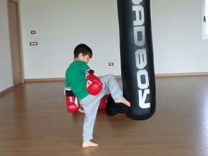 6 Days Kids Silent Warrior Martial Arts Training in Italy