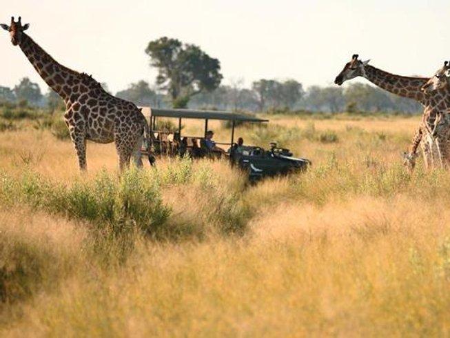 7 Days Greater Kruger National Park Safari