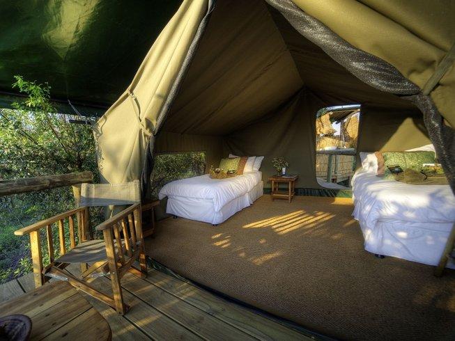 5 Days Mokoro Chobe National Park Safari