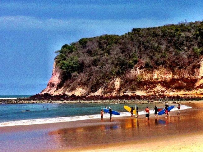 15 Days Yoga and Shamanism in Praia de Pipa, Brazil