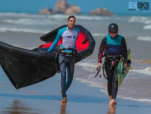 7 Days Kitesurfing Package for Beginners in Essaouira, Morocco