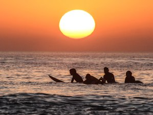 4 Days All Levels Yoga and Surf Camp in Sidi Kaouki, Essaouira Morocco