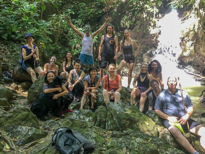 12 días activación del cuerpo de tierra de Año Nuevo, retiro de meditación y yoga en Costa Rica