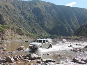 16 Day Self-drive Inca Tracks Wildlife Tour in Peru