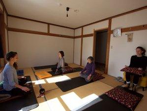 8 Day Yoga Infusion Holiday in Nozawa Onsen, Nagano