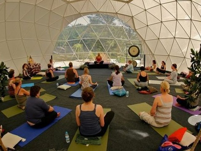 8 Days Yoga and Meditation Retreat in France