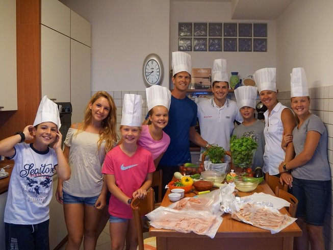 2 Days Pasta Cooking Holidays in Italy