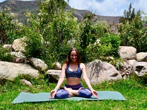 7 Days Sacred Valley Budget Yoga Retreat in Peru