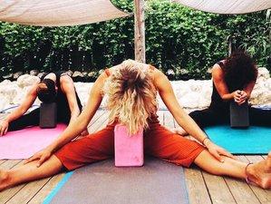 8 jours en retraite de yoga et méditation au nouvel an à Ibiza, Espagne