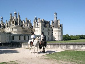 7 Days Wonderful Horse Riding Tour in Centre-Val de Loire, France