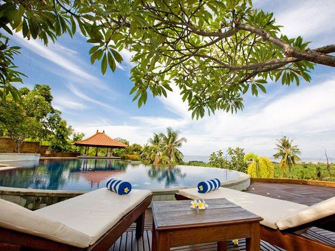 6 Days Yoga and Diving Retreat in Seririt, Bali