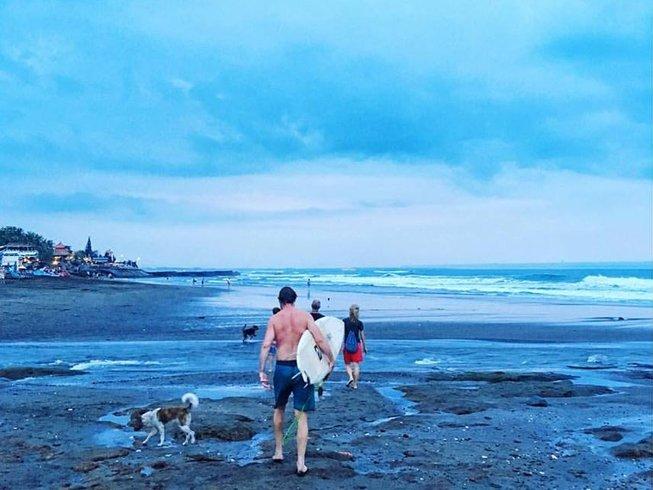 7 Tage Seelen Yoga und Surf Camp Canggu, Bali
