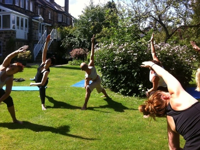 3 Days May Bank Holiday Yoga Retreat in Harrogate, UK