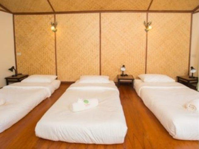 4 Tage Museflower Spa Yoga Urlaub in Chiang Rai, Thailand