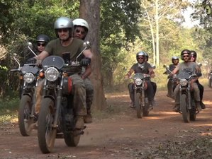 14 Day The Temples Route Mash Motorcycle Tour in Cambodia