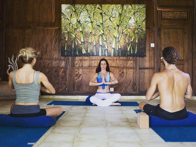 7-Daagse Avontuur Yoga Retraite in Bali, Indonesië