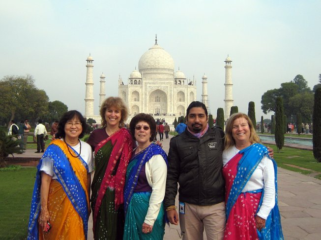 14-Daagse Golden Triangle Yoga Tour in India